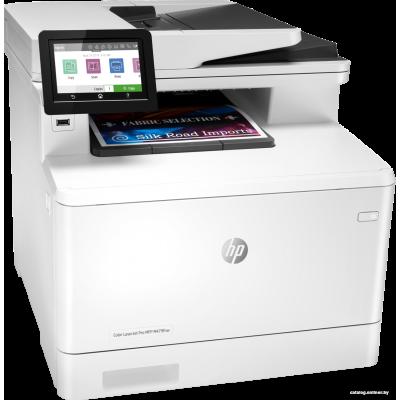 МФУ HP LaserJet Pro M479fnw