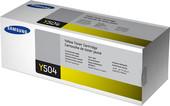 Картридж Samsung CLT-Y504S