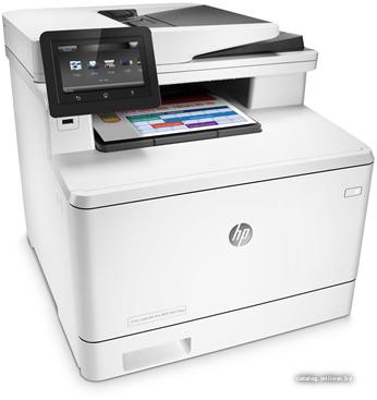 МФУ HP Color LaserJet Pro MFP M377dw [M5H23A]