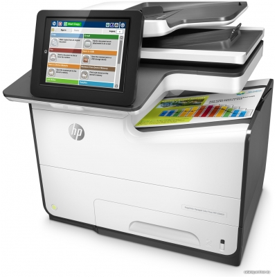 МФУ HP PageWide Managed Color MFP E58650dn L3U42A