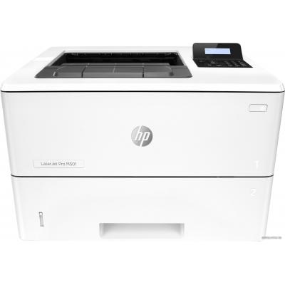 Принтер HP LaserJet Pro M501dn [J8H61A]