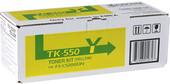 Картридж Kyocera TK-550Y