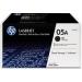 Картридж HP 05A (CE505D)