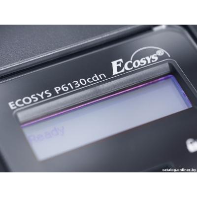 Принтер Kyocera Mita ECOSYS P6130cdn