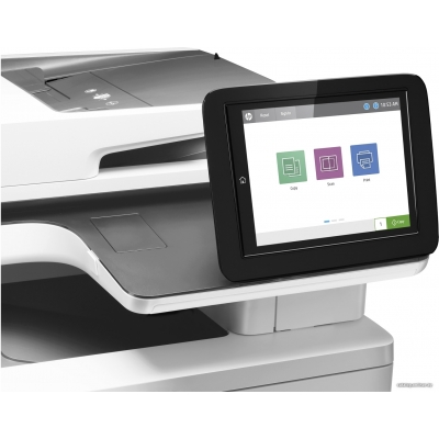 МФУ HP LaserJet MFP Color Managed E57540dn