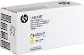 Картридж HP CE402YC