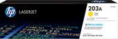 Картридж HP 203A CF542A