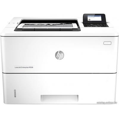 Принтер HP LaserJet Enterprise M506x [F2A70A]