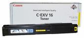 Картридж Canon C-EXV16Y