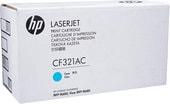 Картридж HP 653A CF321AC