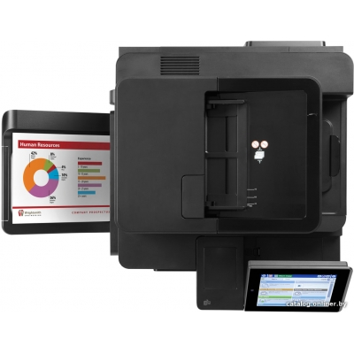 МФУ HP Color LaserJet Enterprise MFP M680dn (CZ248A)