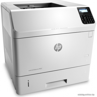 Принтер HP LaserJet Managed M605dnm [L3U53A]
