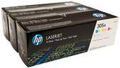 Картридж HP 305A 3-pack (CF370AM)