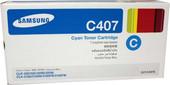 Картридж Samsung CLT-C407S Cyan