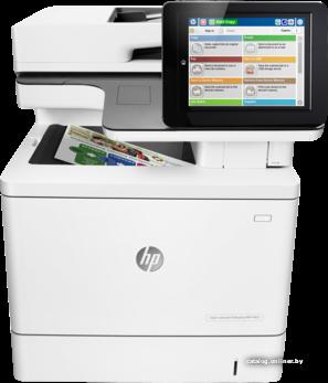 МФУ HP LaserJet Enterprise MFP M577f [B5L47A]