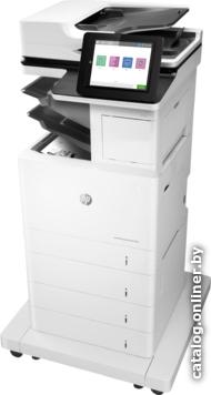 МФУ HP LaserJet Enterprise M631z [J8J65A]