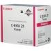 Картридж Canon C-EXV 21M