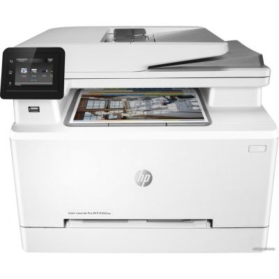 МФУ HP Color LaserJet Pro M282nw 7KW72A