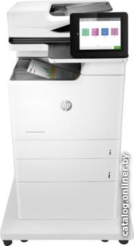 МФУ HP LaserJet Enterprise M681f [J8A11A]