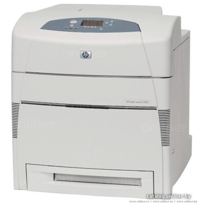 Принтер HP Color LaserJet 5550dn (Q3715A)