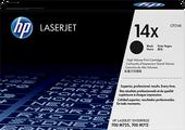 Картридж HP 14X [CF214XC]