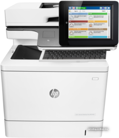 МФУ HP LaserJet Enterprise Flow MFP M577c [B5L54A]