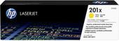 Картридж HP 201X (CF402X)