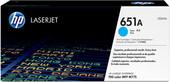Картридж HP LaserJet 651A (CE341A)