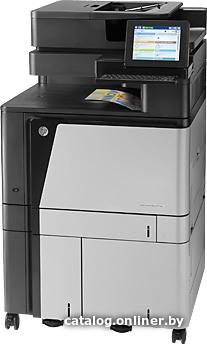 МФУ HP Color LaserJet Enterprise flow M880z+ [A2W76A]