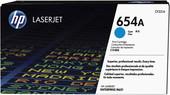 Картридж HP 654A (CF331A)
