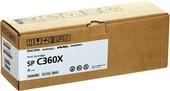 Картридж Ricoh SP C360X 408250 (черный)
