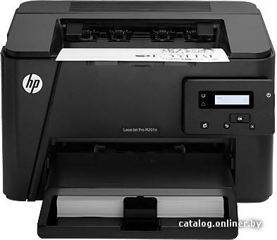 Принтер HP LaserJet Pro M201n (CF455A)
