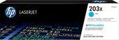 Картридж HP 203X CF541X