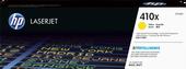 Картридж HP 410X [CF412X]