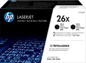 Картридж HP 26X 2-pack [CF226XF]